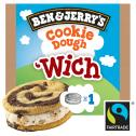 Ben & Jerry&apos;s Wich Eis  <nobr>(80 ml)</nobr> - 8712100859939
