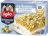 Iglo Schlemmerfilet Bordelaise leicht & lecker  <nobr>(380 g)</nobr> - 4250241206938