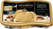 Mövenpick Eis Espresso Krokant  <nobr>(850 ml)</nobr> - 7613035426818
