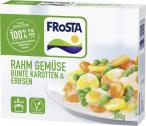Frosta Rahm Gemüse Bunte Karotten & Erbsen  <nobr>(300 g)</nobr> - 4008366011568