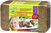 Mestemacher Bio Goldleinsamen + Chiabrot  <nobr>(350 g)</nobr> - 4000446011529