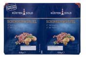 Küstengold Schinkenwürfel  <nobr>(2 x 100 g)</nobr> - 4250426217070