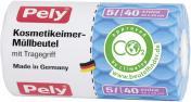 Pely Clean Comfort Mülleimer-Beutel 5 Liter  <nobr>(40 St.)</nobr> - 4007519085005